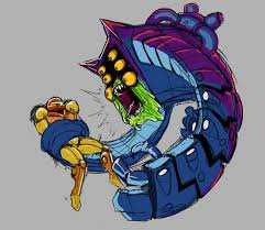Omega Flowey Is Nightmare X From Metroid Fusion