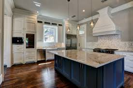 Kitchen Design Terrific Blue Rectangle Modern Wooden Islands With Sink And Dishwasher Stained Ideas