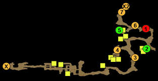 dungeon siege 3 map maps act 4 dungeon siege iii guide gamepressure com