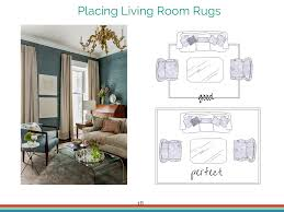 guide how to place an area rug in a room my decorating tips