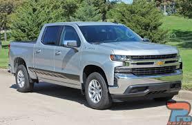 100 2 Door Chevy Truck ROCKER Silverado Side Stripes Silverado Decals Silverado Graphics