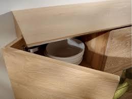 wimmer acerro sideboard ac 76115 massivholz glasfüllung und eckglasfüllung für wohnzimmer und esszimmer