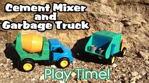 Garbage Truck Video! Battat Cement Mixer And Trash Truck PLAY Time ... Video Tired P0ce W0man Crvhed To D3th By Cement Truck In Spur Cement Truck Video Famous 2018 Carson Crash Overturned Cement Truck Snarls Sthbound 110 Freeway With Pretty Eyelashes Valcrond Concrete Delivery Mixer Trucks Rear Chute Review For Children Cstruction Vehicles Heavy Russian Dashcam Of A Falling Into Giant Hole In Kids Channel For Trucks Kids Learn Colors Cartoons Babies Videos Only Russia Swallowed By Sinkhole Aoevolution Clip Art