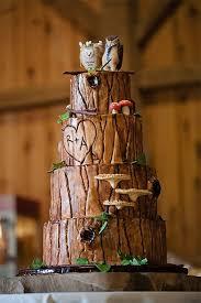 Eat Cake Rustic Wedding