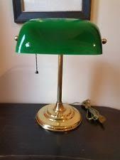 Green Bankers Lamp History bankers lamp ebay