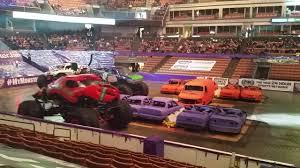 100 Monster Truck Verizon Center Jam Manchester NH 2015 Full Intro YouTube