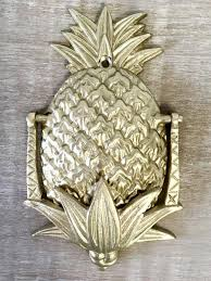 Door knocker small pineapple – Pineapple Traders