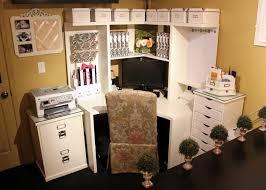 Small White Corner Computer Desk by Decorating Ideas Cool White Wooden L Shaped Corner Computer Desk