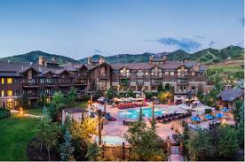 100 Utah Luxury Resorts Park City Hotel Waldorf Astoria
