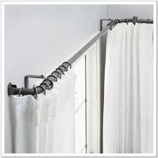 Decorative Traverse Rods With Pull Cord by Traverse Curtain Rod Home Design Ideas And Pictures