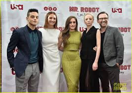 Halloweentown 3 Cast by Rami Malek Christian Slater U0026 U0027mr Robot U0027 Cast Reveal Season 3