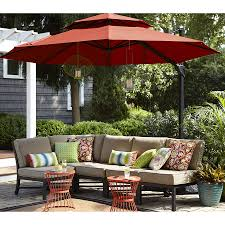 Lowes Canada Outdoor Christmas Decorations by Shop Allen Roth Piedmont 4 Piece Patio Conversation Set At