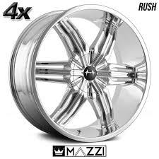 4 Mazzi RUSH 20