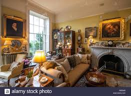 100 Eclectically The Eclectically Decorated Interior Of A British Bed And Breakfast