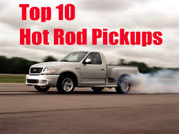 The Top 10 Hot Rod Pickup Trucks | Sub5zero
