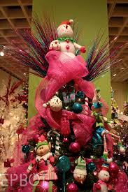 Pink Flocking Spray For Christmas Trees by Epbot Christmas Tree Heaven