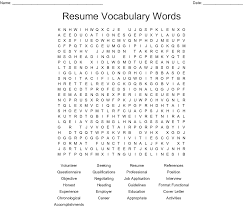 Resume Puzzle Word Search - WordMint Resume Puzzle Word Search Wordmint 30 Good Words To Include And Avoid Keywords How Use Them Examples Free Template Luxury Power Best Fax Within Fluff Words You Dont Use On A Resume The Top In Your Maintenance Supervisor Valid Customer Service Skill For Five Things To In Grad Action For Teachers New Tips Tricks 2015 Vocabulary Writing 240 Cloud Picture Werpoint Slimodel Strong Verbs Rumes Paper Envelopes