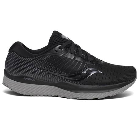 Saucony Guide 13 Women's Running Shoes - Black - 8