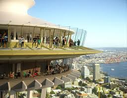 Check Out The Rotating Glass Floor Restaurant Planned For Seattles