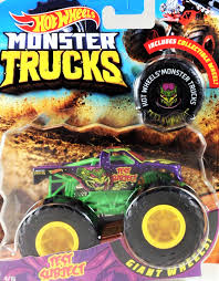 Hot Wheels Monster Trucks Test Subject Die-Cast Vehicle With Wheel ... Hot Wheels Monster Jam Batman Vehicle Walmartcom Trucks Live Stay In Mcallen Tour Favourites 4 Pack Assorted Big W Test Subject Diecast With Wheel Wheelsreg Jamreg Favoritesreg Target Australia Mighty Minis Blind Styles May Vary Truck 2 Amazoncom Giant Grave Digger Mattel To Come Bloomington Next Year Iron Outlaw Monster Truck Jam Hot Wheels Ford Expedition Checker New Model 2013 Team Firestorm Youtube Julians Blog