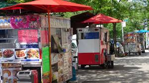 100 Korean Taco Truck Nyc A Tour Of Columbia Universitys Asian Food Carts Eater NY