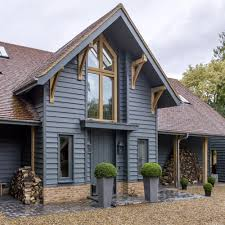 100 Barn Conversions To Homes Be Inspired By This Elegant Yet Rustic Oxfordshire Newbuild