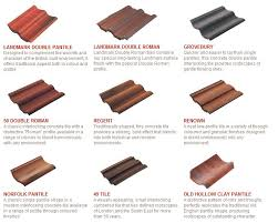 roof tiles redland redland tile range 24323 pmap info