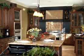 Kitchen Backsplash Ideas With Dark Wood Cabinets by Kitchen Stone Backsplash Ideas With Dark Cabinets Subway Tile