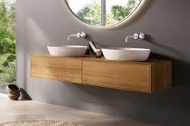 badmöbel aus eiche rustikal und zeitlos schön