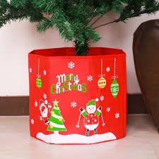 Large Size Non Woven Fabric Christmas Tree Holder Decoration Candy Jpg 1000x1000 Boxes For