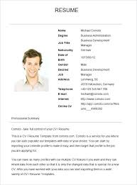 Resume Sample Formats Format For Call Center Agent Philippines