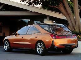 Curbside Classic 2001 Pontiac Aztek A Face ly A Mother Could Love