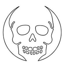 Skeleton Pumpkin Carving Patterns Free by Skull Pumpkin Carving Stencil Halloween Pinterest Pumpkin