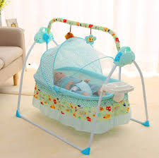GUOJIUXIAO Electric Baby Cradle, Folding Cradle Bed Crib Music Electric  Rocking Chair 6 Swing Strength Sound Remote Control With Bluetooth Function  ... White Glider Rocker Wide Rocking Chair Hoop And Ottoman Base Vintage Wooden Baby Craddle Crib Rocking Horse Learn How To Build A Chair Your Projectsobn Recliner Depot Gliders Chords Cu Small For Pink Electric Baby Crib Cradle Auto Us 17353 33 Offmulfunctional Newborn Electric Cradle Swing Music Shakerin Bouncjumpers Swings From Dolls House Fine Miniature Nursery Fniture Mahogany Cot Pagadget White Rocking Doll Crib And Small Blue Chair Tommys Uk Micuna Nursing And Cribs