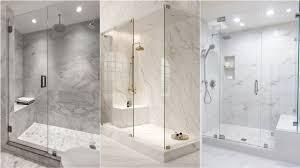104 Modern Bathrooms 200 Shower Design Ideas 2021 Bathroom Design Walk In Shower Washroom Ideas Youtube
