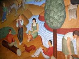 Coit Tower Murals Diego Rivera janie sheppard ben cunningham u0027s coit tower mural revealed the
