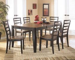 elegant atmosphere with ortanique dining room set all about home