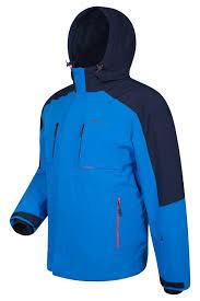 armstrong 4 way stretch mens ski jacket mountain warehouse gb