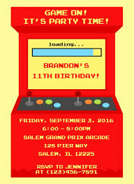 Awesome Game Party Invitations Collection - Invitation Card Ideas ... Video Game Party Invitations Gangcraftnet Invitation On K1069 The Polka Dot Press Monster Truck Birthday Ideas All Wording For Save Gamers Fun Birthdays Planning A 13yr Old Boys Todays Pitfire Pizza Make One Amazing Discount Unique Dump Festooning And Printable Orderecigsjuiceinfo Star Wars Signs New Designs Invitations Fancy Football