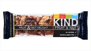 8 10 All Natural KIND Fruit Nut Delight Bars Are Heart Healthy