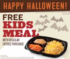 Ihop Halloween Free Pancakes 2014 by Expired Free Kids Meals For Halloween 2016