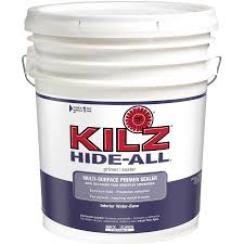 Shop KILZ Hide All Interior Latex Primer Actual Net Contents 640