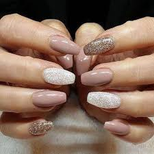 Nails Design With Glitter Nail Art and Nail Design Ideas