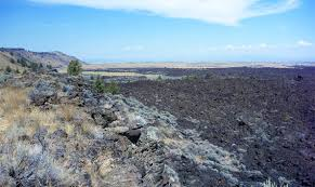 Lava Beds National Monument north California