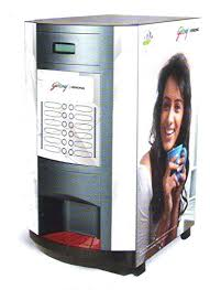 Godrej Mini Fresh 4400 Coffee Machine Multicolour