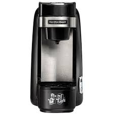 Hamilton Beach Commercial HDC311 Deluxe Single Serve Coffee Maker W ASO 2 Per Case Price Each