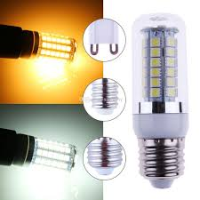 high quality 5050smd 9w led corn bulb 69 smd led light bulb e14