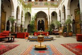 100 Court Yard Houses Traditional Moroccan Riad Or Yard House 1600x1071