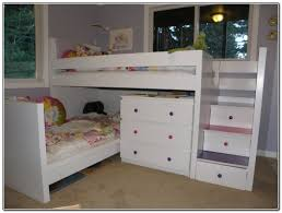 bunk beds full size loft bed with futon full size loft bed with