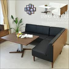 Dining Room Couch by Home Design Endearing Dining Sofa Set Literarywondrous Corner